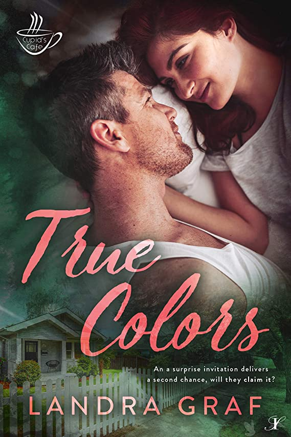 下向き雨フィクションTrue Colors (Cupid's Cafe Book 4) (English Edition)