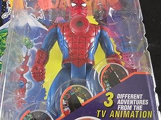Spider-Man Projectors Marvel Comics 1994 3 Film Disk Action Figure, Requires Batteries Not Included