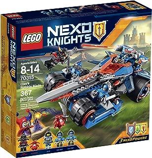 LEGO NexoKnights Clay's Rumble Blade 70315