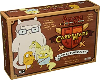 Best adventure time card wars doubles tournament card game Reviews