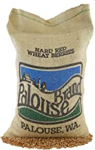 Hard Red Spring Wheat Berries • Non-GMO Project Verified • 5 LBS • 100% Non-Irradiated • Certified Kosher Parve • USA Grow...