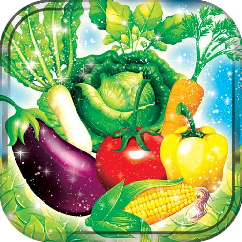 Livre de coloriage de légumes