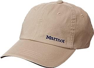 [マーモット] 帽子 ベースボールキャップ メンズ