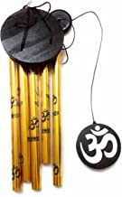 REBUY® Wind Chimes For Home Positive Energy Om Windchimes For Balcony Bedroom With Good Sound