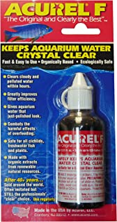 Acurel Water Clarifier, Aquarium