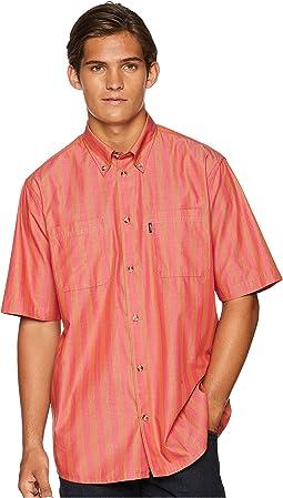 Nima Short Sleeve Stripe Shirt