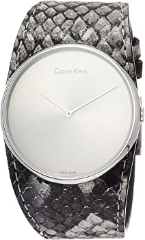 Calvin Klein Spellbound Grey Dial Ladies Watch