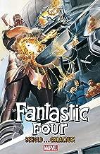 fantastic four behold galactus