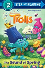 The Sound of Spring (DreamWorks Trolls) (Step into Reading)