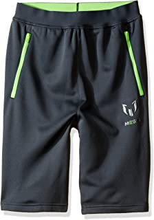 adidas Boys Soccer Boy's Messi Bermuda Short