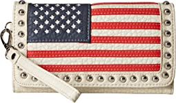 Americana Clutch