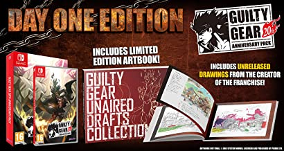 Guilty Gear 20TH Anniversary Day One Edition
