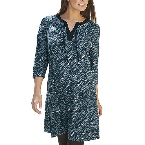 cbf9d7368 Women s Tunic Dresses  Amazon.co.uk