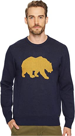 Lucky Brand - Golden Bear Sweater
