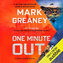 One Minute Out: Gray Man, Book 9