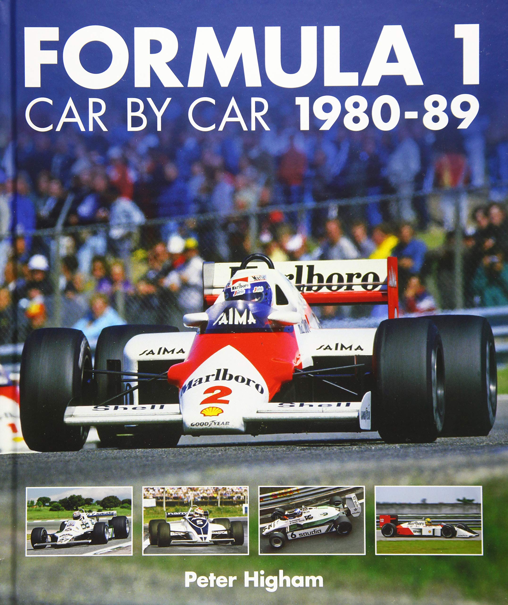 Image OfFormula 1: Car By Car 1980-89