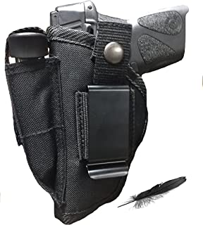 Sporting Goods Nylon IWB Gun Holster For Sig Sauer P-230,P-232 With 3.5 Barrel Holsters, Belts & Pouches