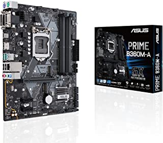Prime B360M-A s1151 B360 uATX