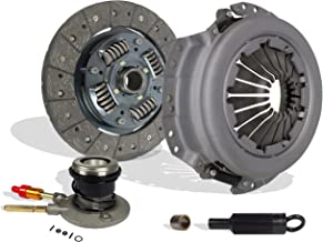 Clutch With Slave Kit Works With Chevrolet S10 GMC Sonoma Isuzu Hombre Ls Base Xtreme Sl Sls Sle S Sx Xe Ls 1996-2003 2.2L L4 GAS OHV Naturally Aspirated