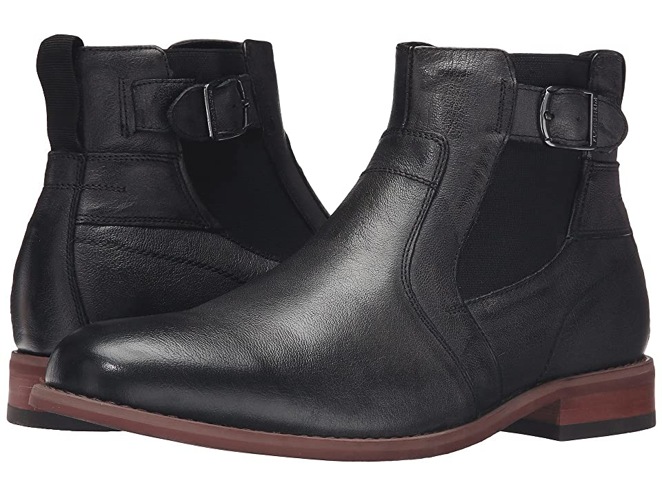 Florsheim Rockit Buckle Boot (Black) Men