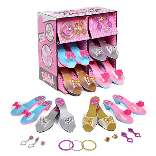 Cute Kids Girls Dress Shoes Children Princess Shoes Fashion Shoes for Party 10-4