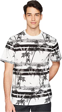 BUGATCHI - Island Graphic T-Shirt