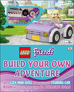 LEGO (R) Friends Build Your Own Adventure: With mini-doll and exclusive model
