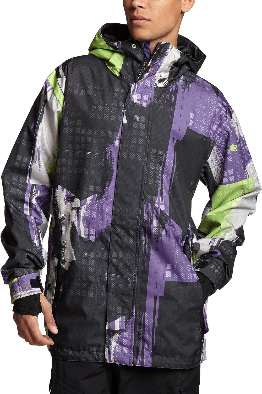 Quiksilver Snow Sales results No. 1 Men's Jacket Everblast Ranking TOP18