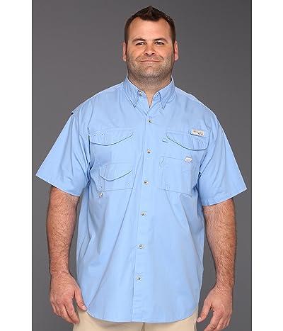 Columbia Big Tall Bonehead S/S Shirt (White Cap) Men