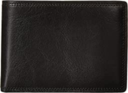 Dolce Collection - Credit Card Wallet w/ ID Passcase