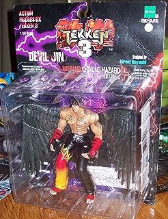 Tekken 3 Devil Jin 1/10 Scale Action Figure