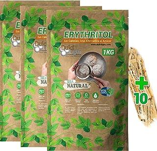 comprar comparacion Dulci Light Dulce Y Favorable Eritritol 100% Natural - 3 Kg
