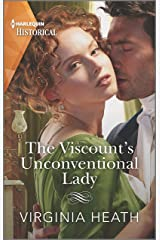 The Viscount's Unconventional Lady: A Regency Historical Romance (The Talk of the Beau Monde Book 1) Kindle Edition