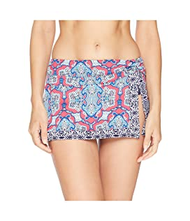 Riviera Tile Skirted Hipster