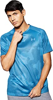 Under Armour Men's UA Tech 2.0 SS Printed TEES AND T-SHIRTS