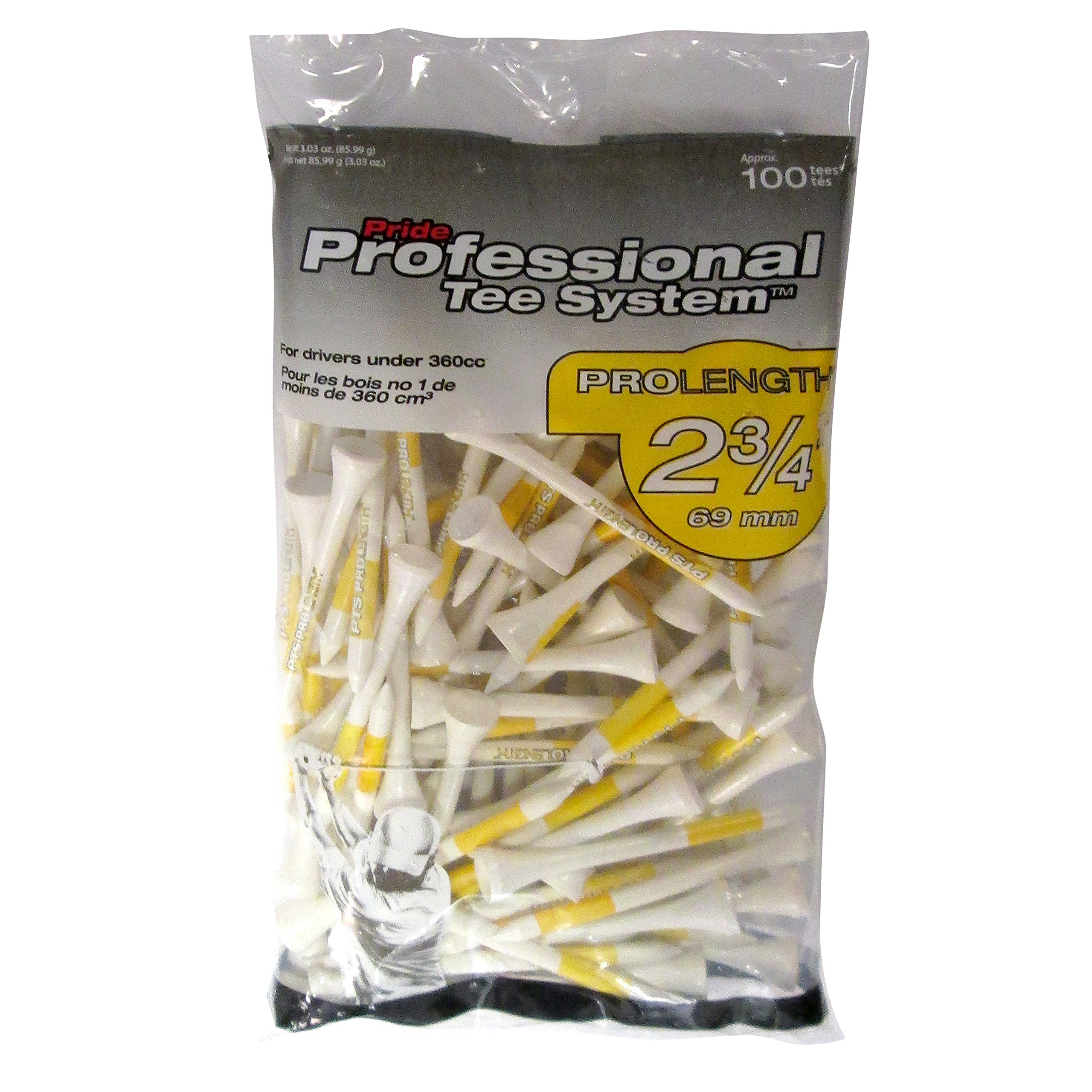 Pride Professional Tee System ProLength