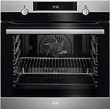 AEG BPB435020M Einbau-Backofen / Pyrolyse – Selbstreinigung / Touch-Bedienung / Grillfunktion / Display mit Uhr / Kindersicherung / A