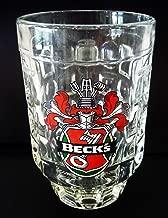 Beer Glass - Beck's Beer - A Vintage 0.25l Beer Mug,stein,germany, Einhar 119