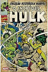 Coleção Histórica Marvel: O incrível Hulk v. 9 (Portuguese Edition) Kindle Edition