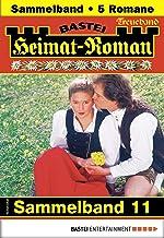 Heimat-Roman Treueband 11 - Sammelband: 5 Romane in einem Band (German Edition)