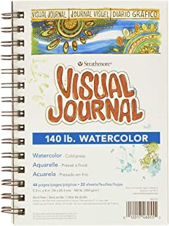 "Strathmore 400 Series Visual Watercolor Journal 5.5""x8"""