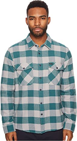 Brixton Hayes Long Sleeve Flannel