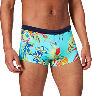 Hom Men's Paradisiaque Swim Shorts Trunks