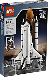 lego shuttle expedition set 10231