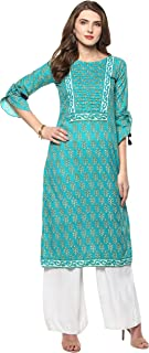 Indian Tunic Tops Cotton Kurti Women