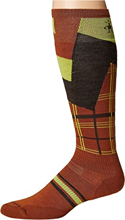 Smartwool - PhD® Slopestyle Light Elite Plaid