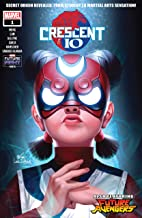 Future Fight Firsts: Crescent And Io (2019) #1 (Future Fight Firsts (2019))