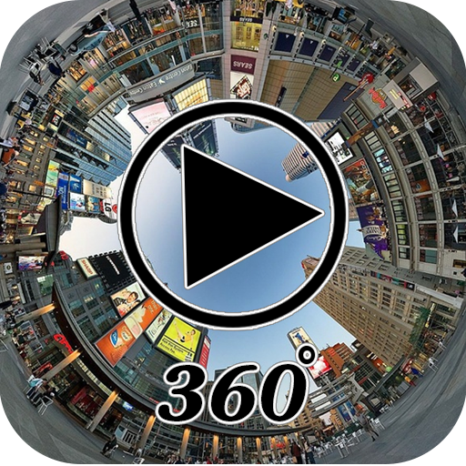 360 ° Video-Player 3D-Betrachter