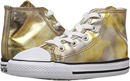 Converse Kids - Chuck Taylor All Star Hi Metallic (Infant/Toddler)