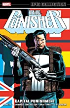 Punisher Epic Collection: Capital Punishment (The Punisher (1987-1995))